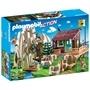 Playmobil Action 9126, Bergsklättrare med koja