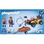 Playmobil Action 9130, Fjällräddningsquad