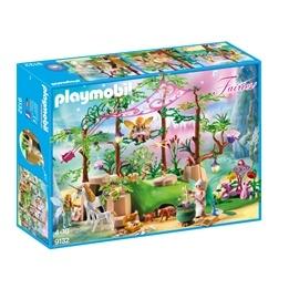 Playmobil Fairies 9132, Magisk älvskog