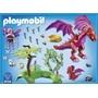 Playmobil Fairies 9134, Snäll drake med unge