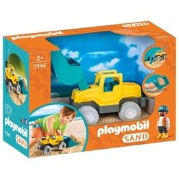 Playmobil Sand 9145, Grävskopa