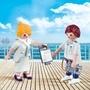 Playmobil, City Life - Officerare på kryssningsfartyget