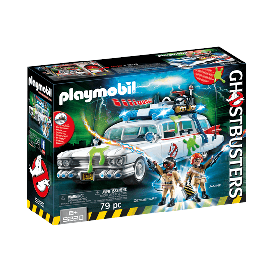Playmobil Ghostbusters 9220, Ghostbusters Ecto-1