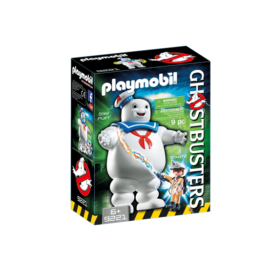 Playmobil Ghostbusters 9221, Stay Puft Marshmallow Man