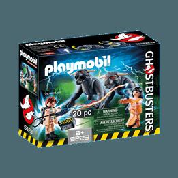 Playmobil Ghostbusters 9223, Venkman och Terrorhundar