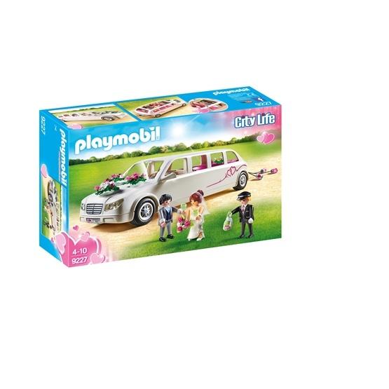 Playmobil City Life 9227, Bröllopslimousine