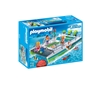 Playmobil, Sports & action - Glasbottenbåt med undervattenmotor