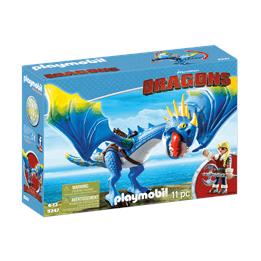 Playmobil Dragons 9247, Astrid och Stormfly