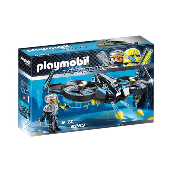Playmobil Top Agents 9253, Megadrönare
