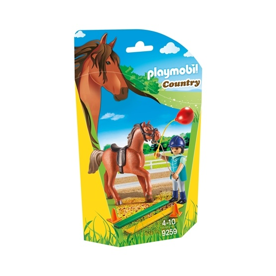 Playmobil, Country - Hästterapeut