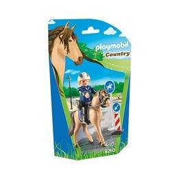 Playmobil, Country - Ridande polis