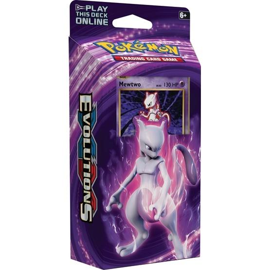 Pokémon, Poke XY12 Evolutions Theme Deck - Mewtwo