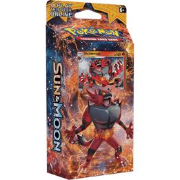 Pokémon, Sun & Moon Theme Deck - Incineroar