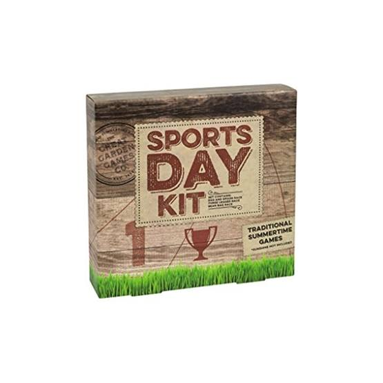 Wooden Games Workshop, Sports day kit