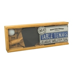 Wooden Games Workshop, Table Tennis