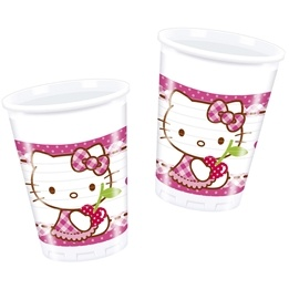 Hello Kitty, Mugg 200 ml 8 st