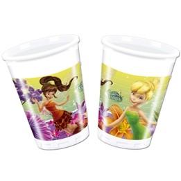 Disney Faries, Mugg 200 ml 8 st