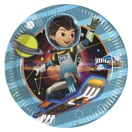 Miles from Tomorrowland, Tallrik 23 cm 8 st