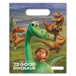 Den Gode Dinosaurien, Kalaspåse 6 st