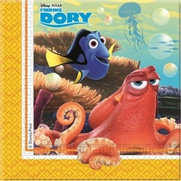 Disney Hitta Doris, Servetter 20 st