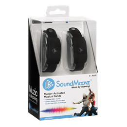 SoundMoovz, Svart 2-pack
