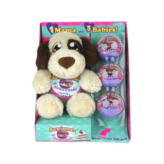 Surprizamals, S3 Mama & Babies - Layla hund