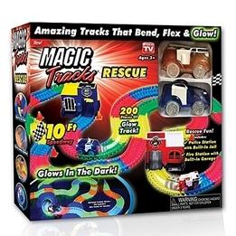 Magic Tracks, Rescue Set