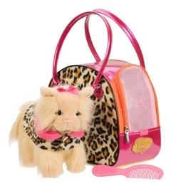 Pucci Pups, Katt Med Väska