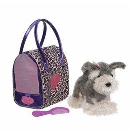 Pucci Pups, Schnauzer med väska