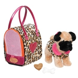 Pucci Pups, Valp Med Väska