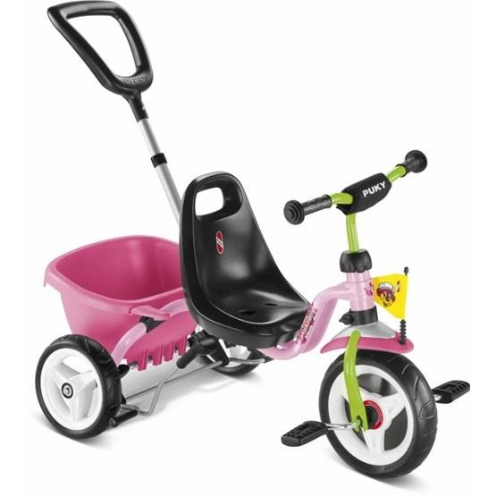 Puky, Trehjuling CAT1S - Rosa & Kiwi