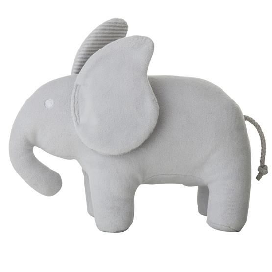 Rätt Start, Kramis Elefant Grå 22 cm