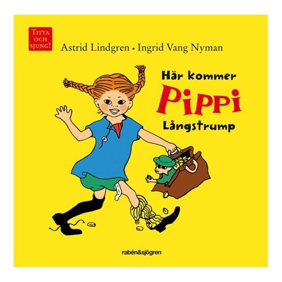 Här kommer Pippi Långstrump (peka, sjung)