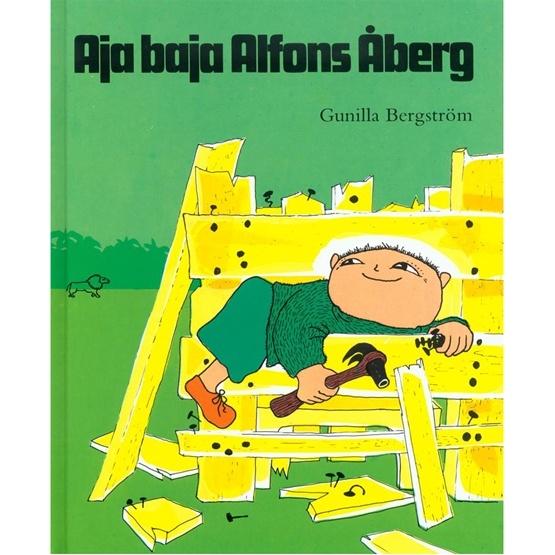 Alfons Åberg, Aja Baja, Alfons Åberg!
