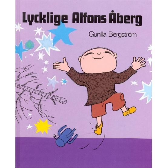 Ålfons Åberg, Lycklige Alfons Åberg