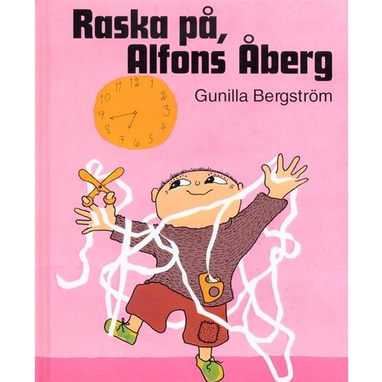 Alfons Åberg, Raska på, Alfons Åberg!