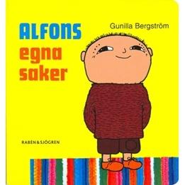 Alfons Åberg, Alfons egna saker