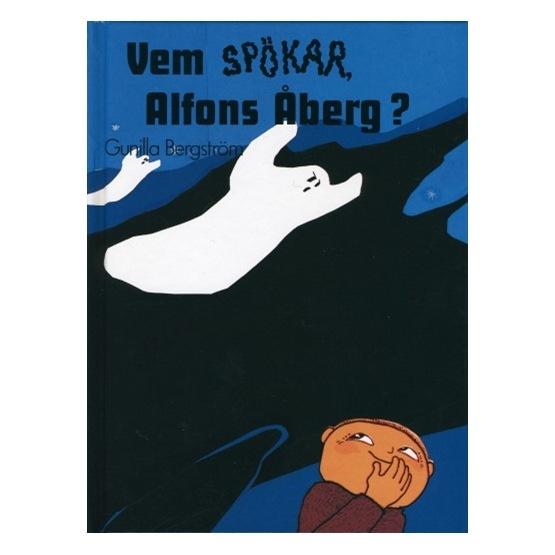 Alfons Åberg, Vem spökar, Alfons Åberg?