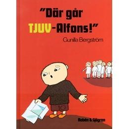 Alfons Åberg, Där går Tjuv Alfons