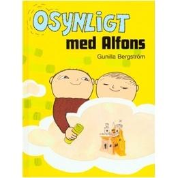 Alfons Åberg, Osynligt med Alfons