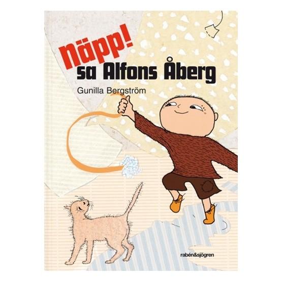 Alfons Åberg, Näpp! Sa Alfons Åberg