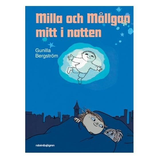 Alfons Åberg, Milla och Mållgan mitt i natten