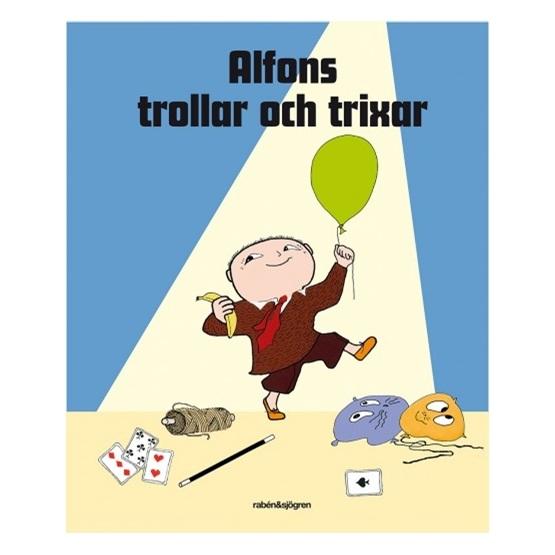 Alfons Åberg, Alfons trollar och trixar