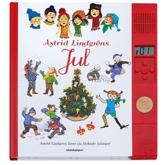 Astrid Lindgren, Julsagor
