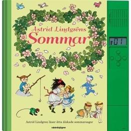 Astrid Lindgren, Sommarsagor