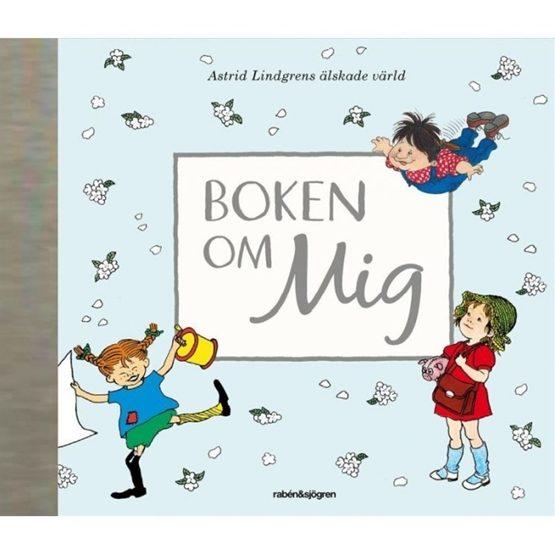Astrid Lindgren, Boken om mig