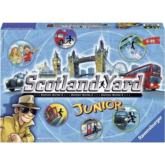 Ravensburger, Junior Scotland Yard