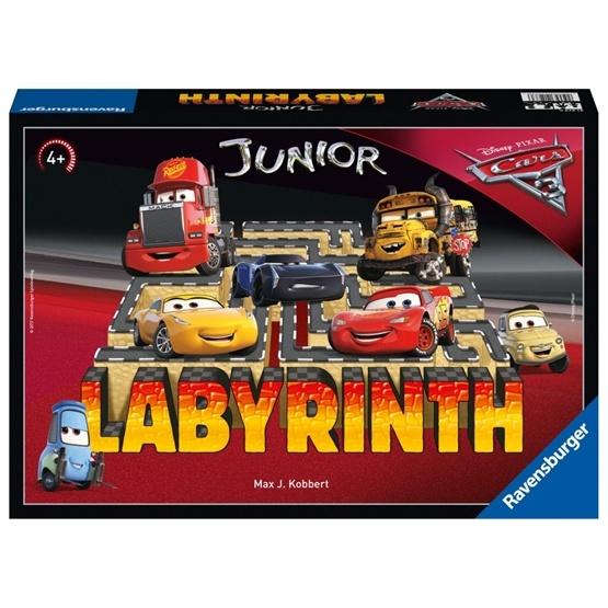 Disney Cars, Labyrinth Junior