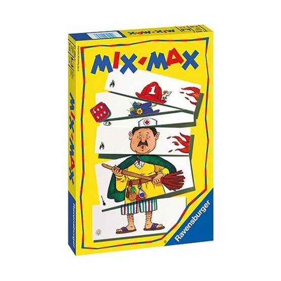 Ravensburger, Mix Max (Sv)