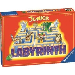 Ravensburger, Junior Labyrinth (Sv)